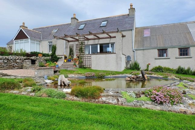 Thumbnail Detached house for sale in Auckengill, Wick
