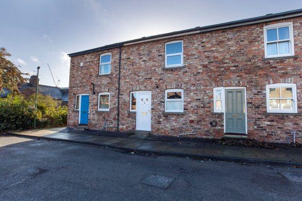 Thumbnail Town house to rent in Thurston House. Cherry Street, York