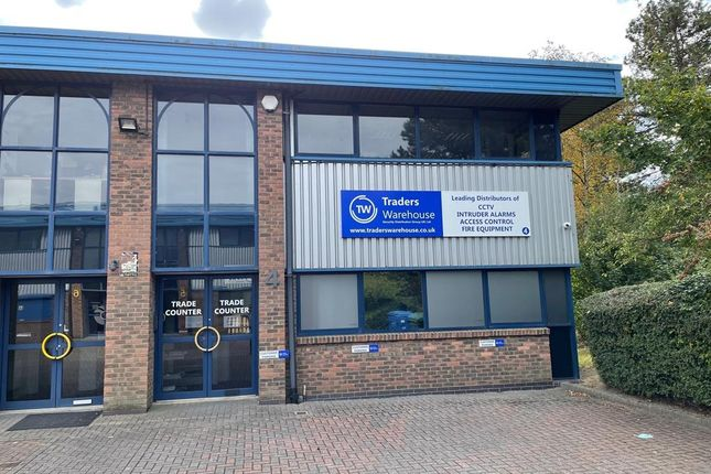 Thumbnail Warehouse to let in 4 Vermont Place, Tongwell, Milton Keynes