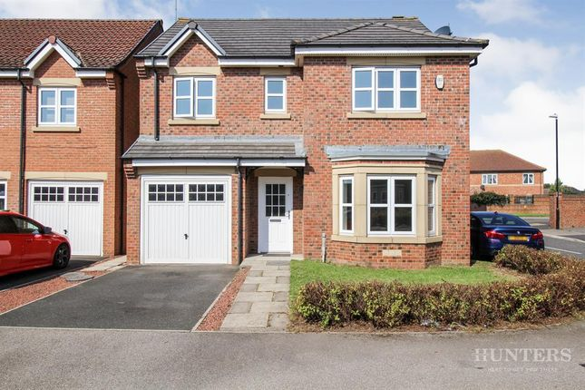Thumbnail Detached house for sale in Merryweather Rise, Tunstall, Sunderland