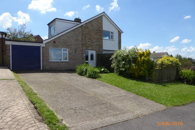 Thumbnail Semi-detached house to rent in Larkfield, Cholsey