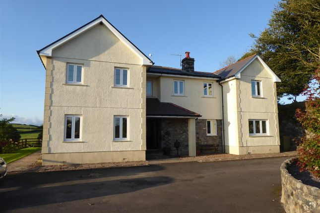 Thumbnail Property for sale in Four Roads, Kidwelly