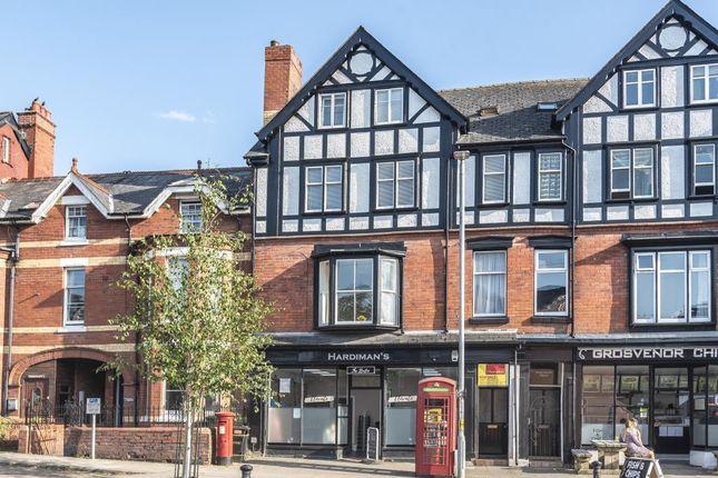 Thumbnail Town house for sale in Grosvenor Road, Llandrindod Wells