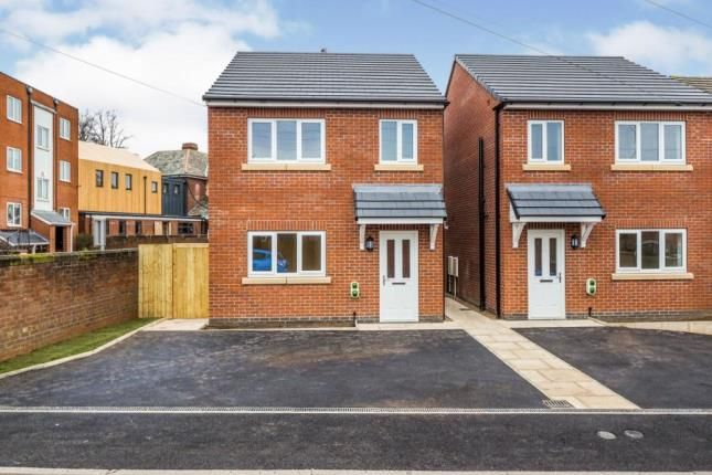 3 bed detached house for sale in Eaton Street, Mapperley, Nottingham NG3