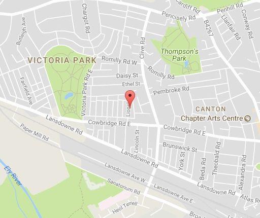 Victoria Park Apartments: Victoria Park Apartments, 2 Lionel Road, Canton, Cardiff