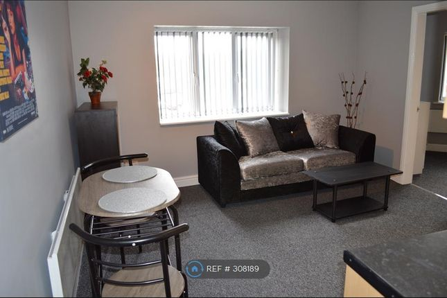 Thumbnail Flat to rent in Fawcett Street, Bolton