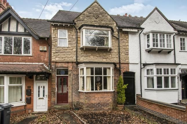Thumbnail Terraced house for sale in Barclay Road, Smethwick, Birmingham, West Midlands