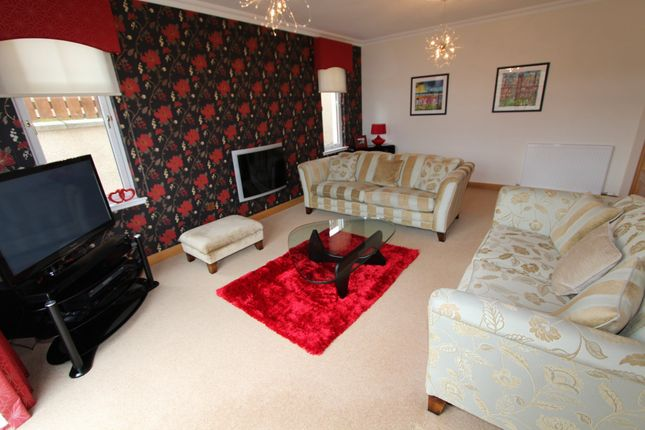Lounge of Boswell Park, Inverness IV2