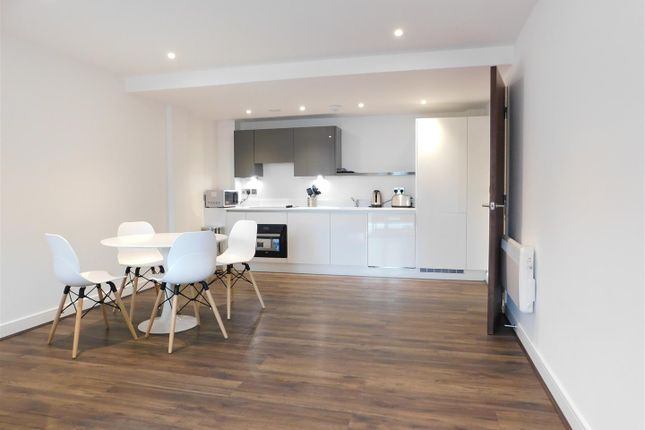 Thumbnail 2 bed flat to rent in Summer House, 95 Pope Street, Birmingham