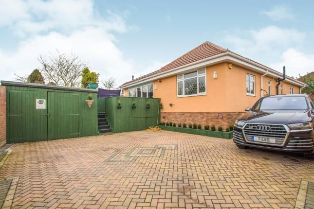 Thumbnail Bungalow for sale in Chaplin Road, Wembley