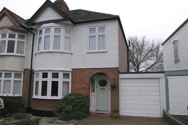 3 bed semi-detached house for sale in Woodlands Road, Isleworth