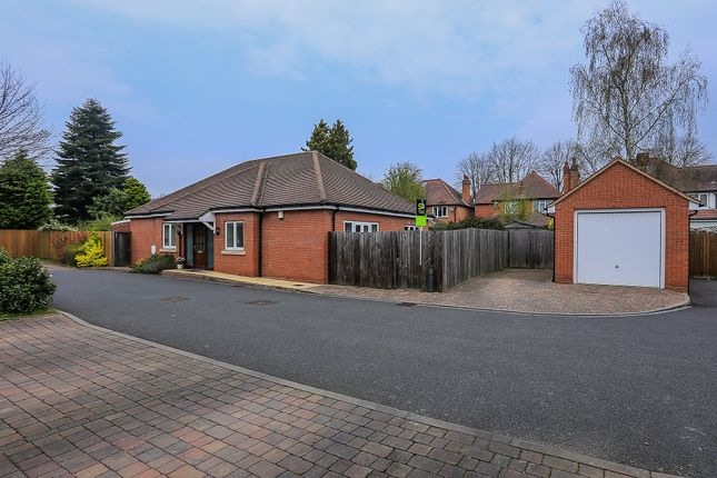 Thumbnail Bungalow for sale in Boden Gardens, Hall Green, Birmingham