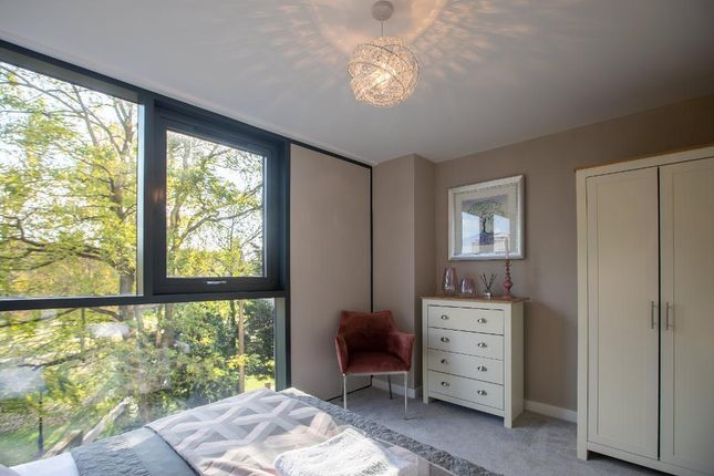 Thumbnail Flat for sale in Queens Gardens, Hull