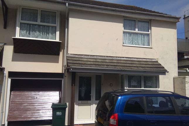Thumbnail End terrace house to rent in Leslie Street, Eastbourne