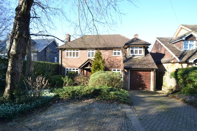 Thumbnail Detached house for sale in Stanley Hill Avenue, Amersham