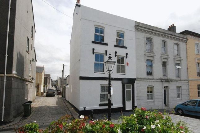Thumbnail End terrace house for sale in Wolsdon Place, Plymouth