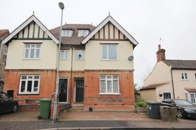 Thumbnail Semi-detached house to rent in Pound Road, North Walsham