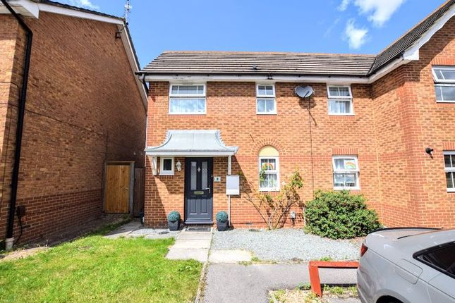Thumbnail Semi-detached house for sale in Rye Close, Aylesbury
