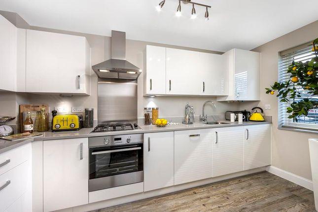 "Terraced house for sale in ""Norbury"" at Park Prewett Road, Basingstoke"