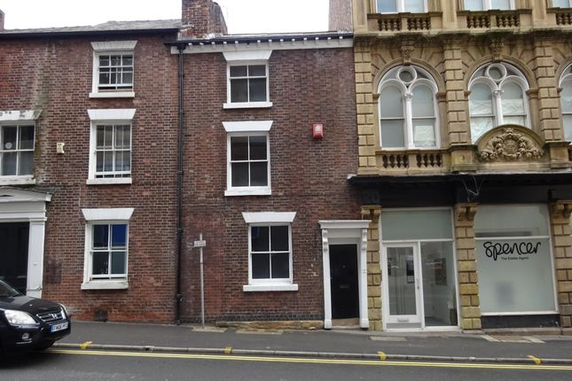 Thumbnail Office for sale in Bank Street, Sheffield