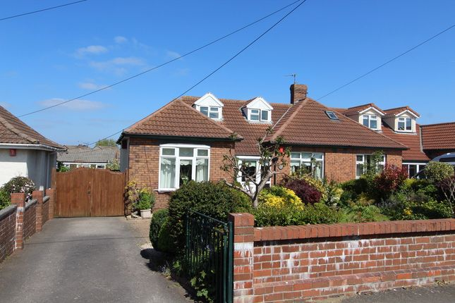 Thumbnail Semi-detached bungalow for sale in Church Lane, Whitchurch Village, Bristol