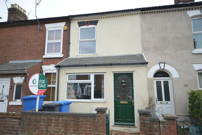 3 bed terraced house for sale in Carlyle Road, Norwich