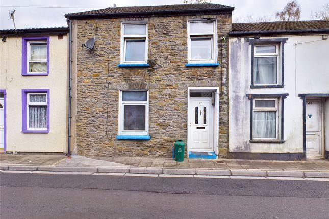3 bed terraced house for sale in Fforchaman Road, Cwmaman, Aberdare, Rhondda Cynon Taff CF44