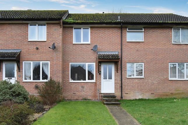 Thumbnail Terraced house to rent in Langdon Close, Chard