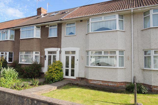 Thumbnail Terraced house to rent in Lavington Road, Hanham, Bristol
