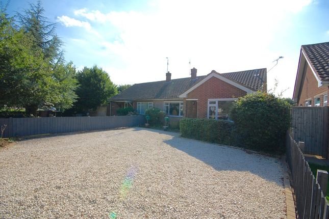 Thumbnail Semi-detached bungalow for sale in Lawn Lane, Old Springfield, Chelmsford