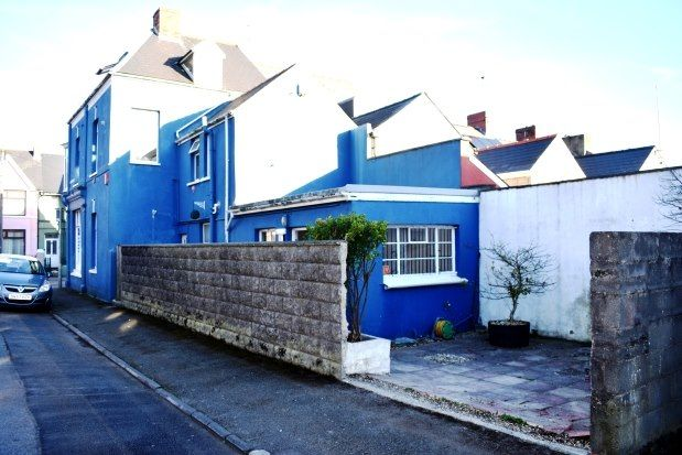 Thumbnail Flat to rent in Great North Road, Milford Haven