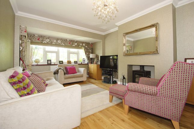 Thumbnail Semi-detached house for sale in Priestlands Park Road, Sidcup