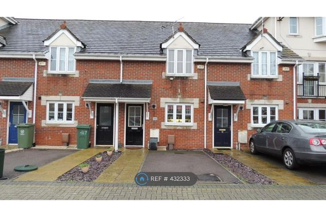 Thumbnail Terraced house to rent in Wells Close, Portsmouth