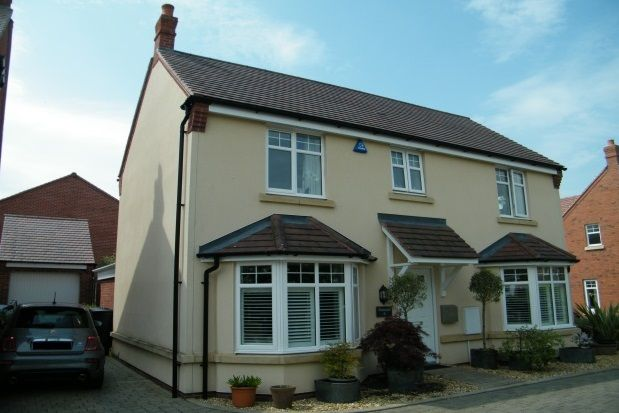 Thumbnail Detached house to rent in Poppy Close, Stratford-Upon-Avon
