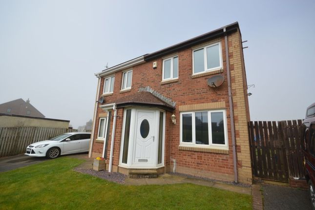 Thumbnail Semi-detached house for sale in Green Close, Seascale