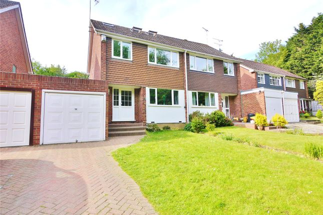 Thumbnail Semi-detached house for sale in Ashford Avenue, Brentwood, Essex