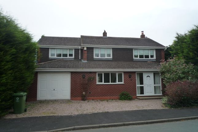 Thumbnail Detached house to rent in Royal Oak Drive, Bishops Wood