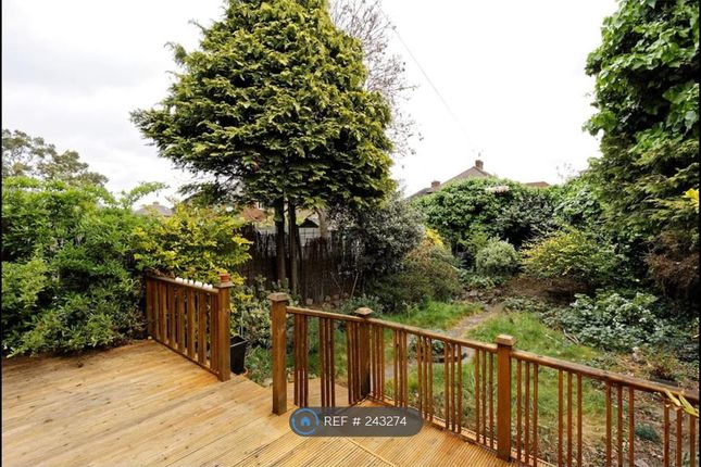 Thumbnail End terrace house to rent in Harrison Road, London