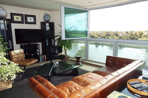 Thumbnail Flat to rent in River Crescent, Nottingham