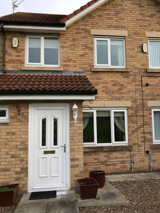Thumbnail Terraced house to rent in Maple Drive, Widdrington