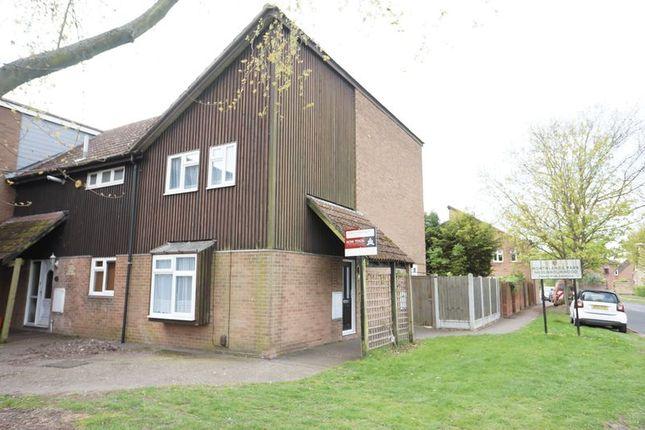 Thumbnail End terrace house to rent in Great Ranton, Pitsea, Basildon