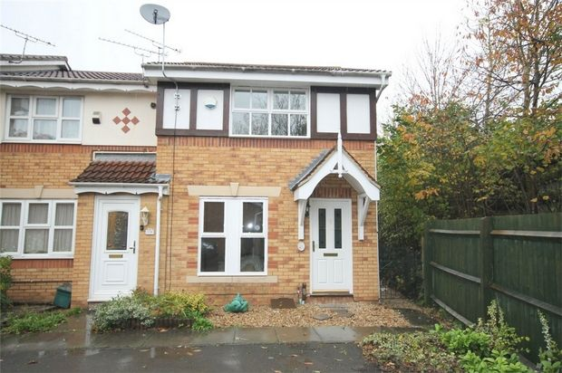 3 bed end terrace house to rent in Bye Mead, Emersons Green, Bristol BS16