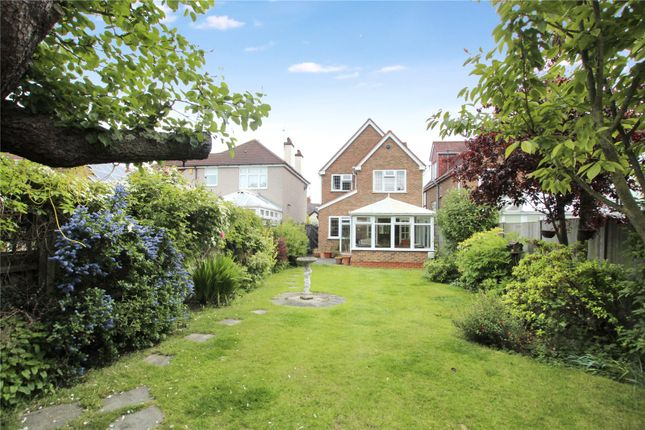 Thumbnail Detached house for sale in Queenswood Road, Sidcup, Kent