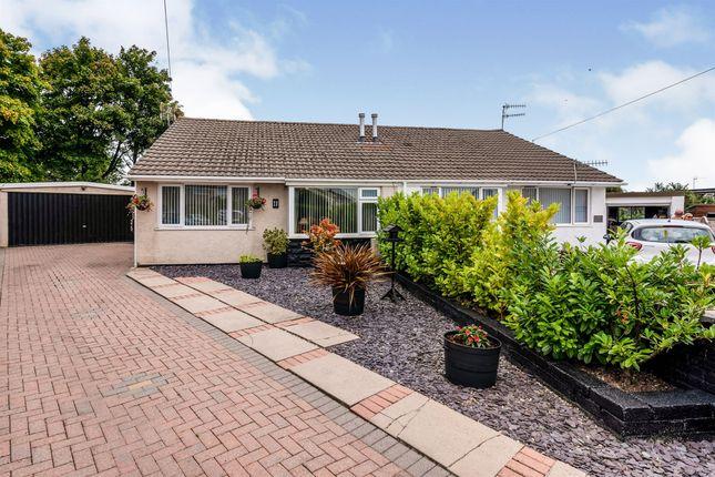 Semi-detached bungalow for sale in Hadrians Close, Gelligaer, Hengoed