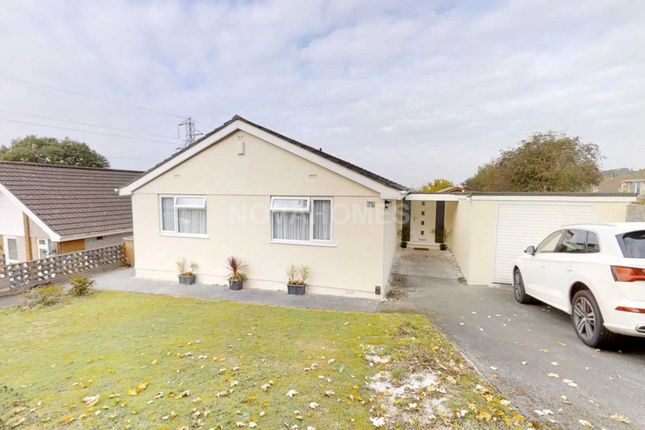 Thumbnail Detached bungalow for sale in Milford Lane, Holly Park, Plymouth