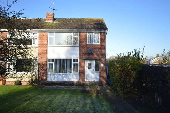 Thumbnail Semi-detached house for sale in Aberford Road, Stanley, Wakefield
