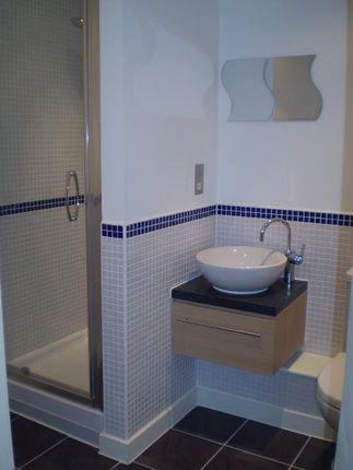 Bathroom of Excelsior Apartments, Princess Way, Swansea SA1