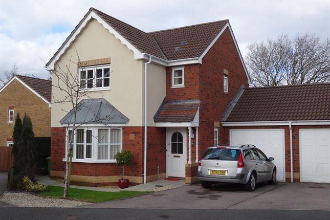 Thumbnail Link-detached house to rent in Blackthorn Court, Llanharry, Pontyclun