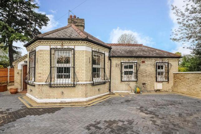 Thumbnail Bungalow for sale in South Eden Park Road, Beckenham