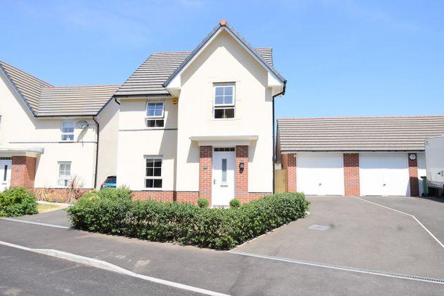 Thumbnail Detached house for sale in Chapel Walk, Penygarn, Pontypool